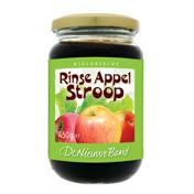 biologische rinse appelstroop 450 gram De Nieuwe Band